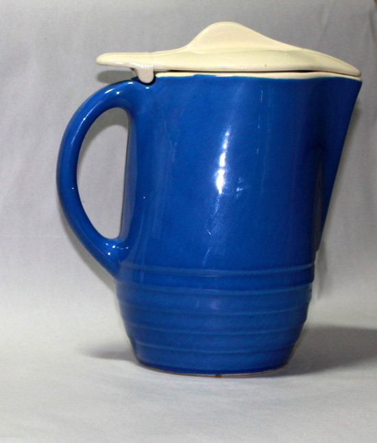 Blue Refrigerator Pitcher