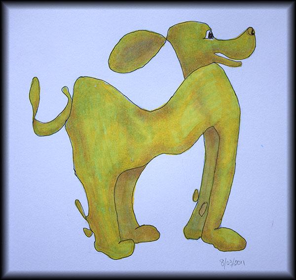 Big Dog Squiggle