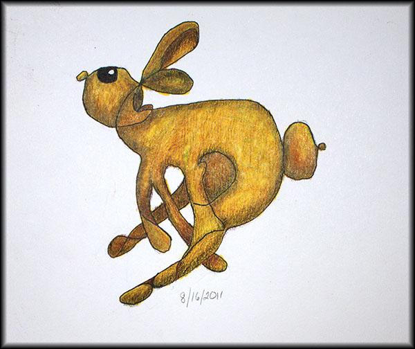 Rabbit squiggle