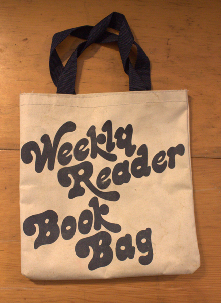 Weekly Reader Book Bag