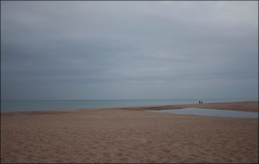 Lake Michigan, Indiana Dunes State Park.