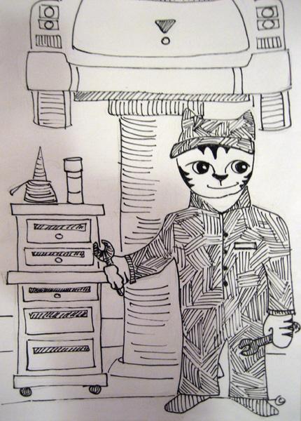 Link the mechanic.