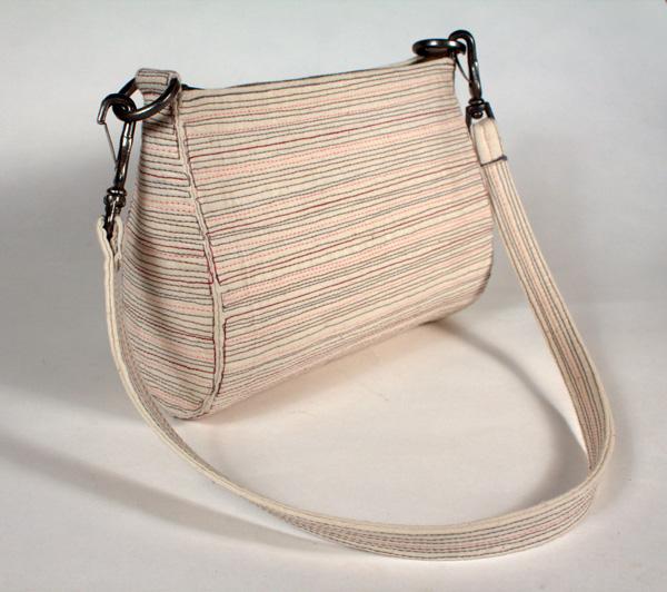 Finished mini purse