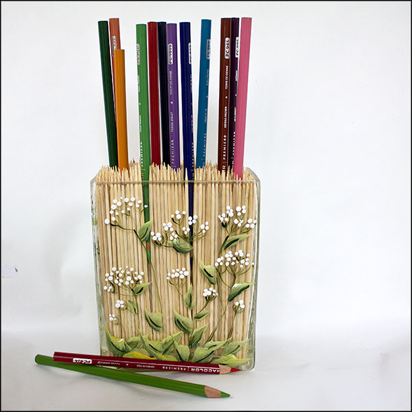 Colored Pencil Holder