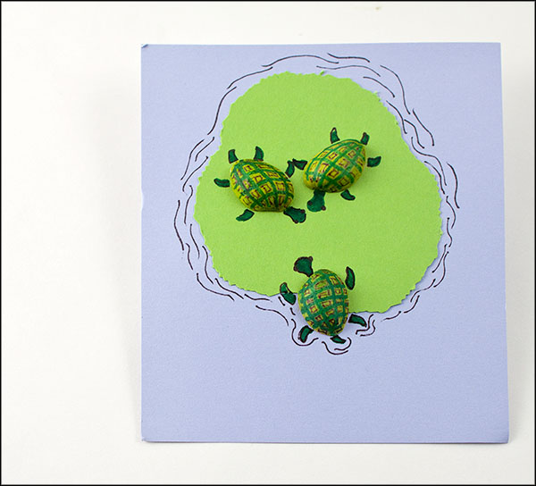 Pistachio Turtles