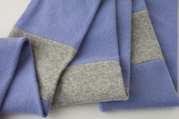Cashmere Sweater Scarf Tutorial 111