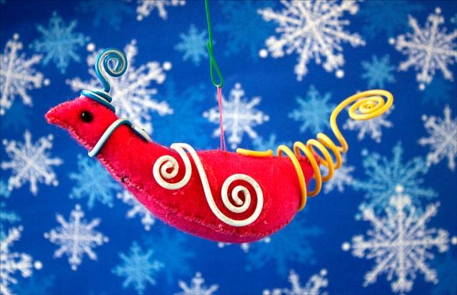 Christmas Ornament Countdown