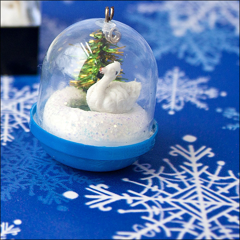 Christmas Ornament Countdown: Teeny Tiny Places | the ...