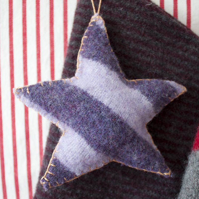 Felt Christmas Ornament Pattern
