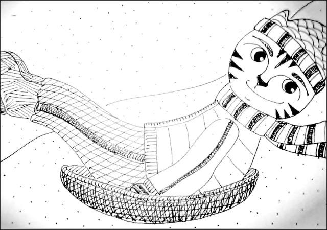 Link Cat Sledding