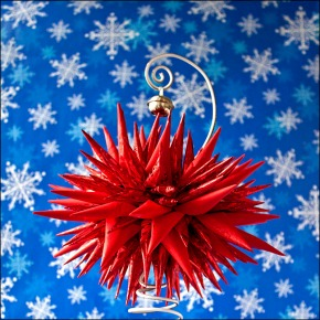 Paper Ornament Tree Topper