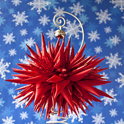 Paper Star Tree Topper