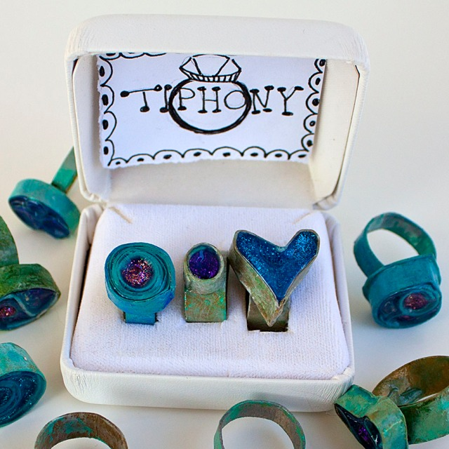 Tiphony Rings