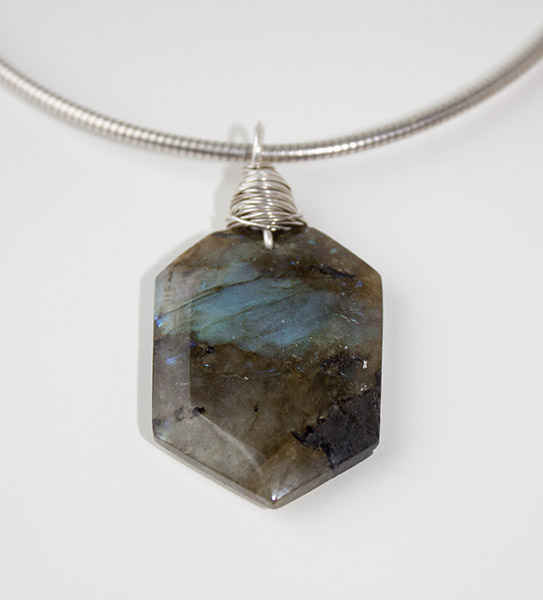 Natural Stone Pendants Natural stone pendants the crafty sisters labradorite and sterling pendant audiocablefo