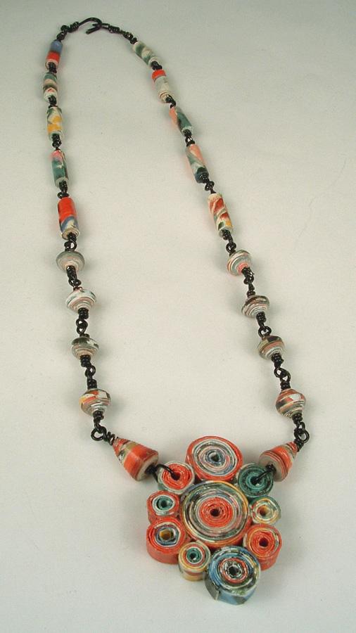 Paper Bead Jewelry