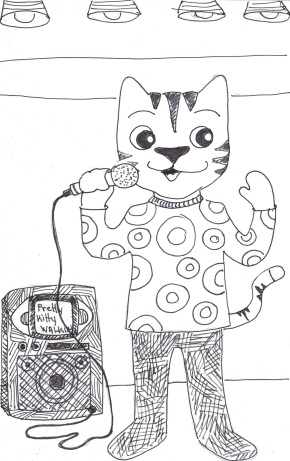 karoke kitty