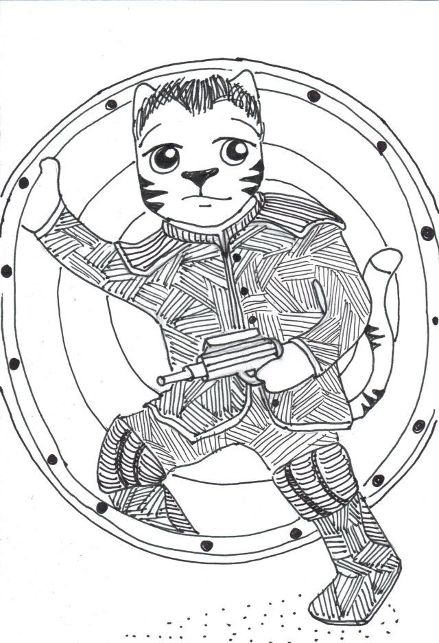 Admiral Link Naismith