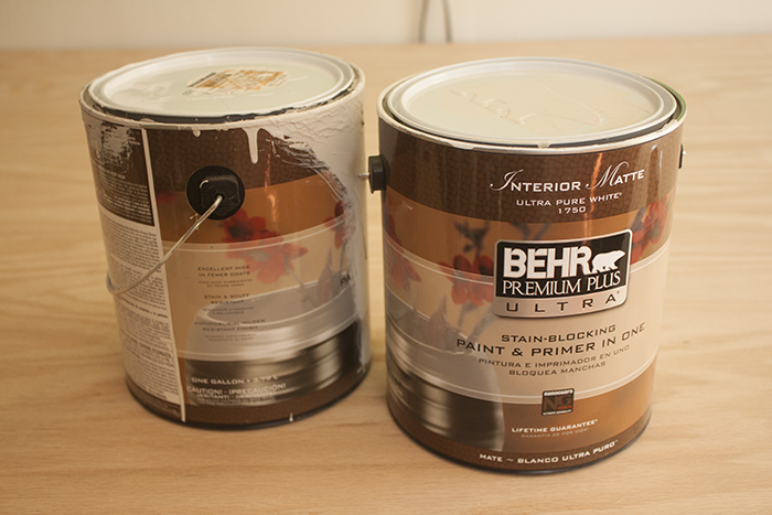 studio makeover 3 behr premium plus ultra paint primer review the crafty sisters. Black Bedroom Furniture Sets. Home Design Ideas