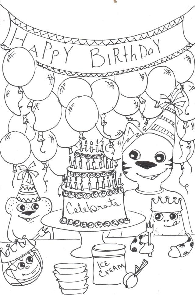 birthday wishers